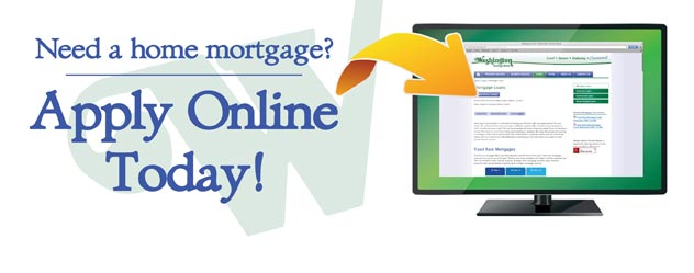 Need a home mortgage?  Apply Online Today!